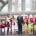 Groepsfoto Burgemeester Aboutaleb - Ronde v. Kralingen